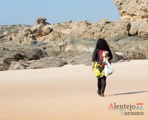 Praia dos Canudoos - Alentejana Guida Brito: considerada The best of 2020
