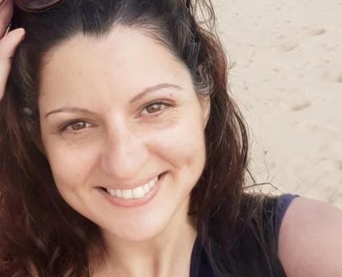 Mónica Martins: a Engenheira Biofísica e Geografa autora da categoria