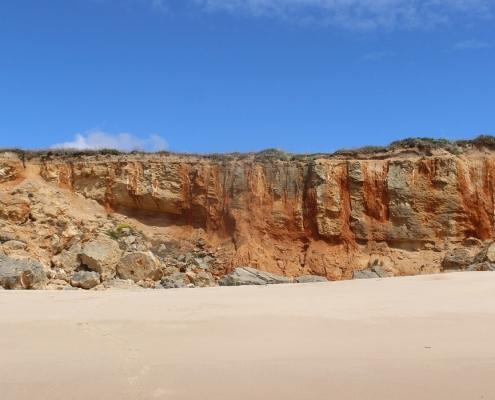 Praia dos Canudos, Guida Brito: desvenda segredos na revista Activa; Alentejo; Portugal; AlentejoTurismo
