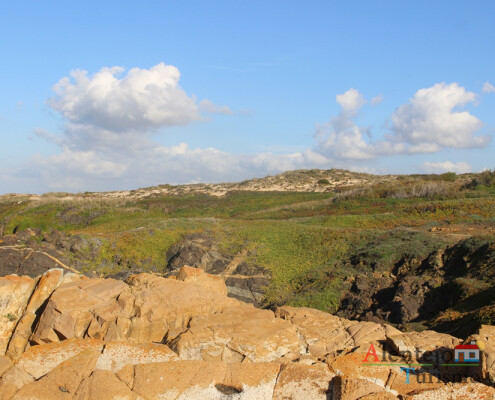 Passadiço da Costa do Norte (Sines); Alentejo; Portugal