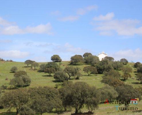 Cerro com ermida